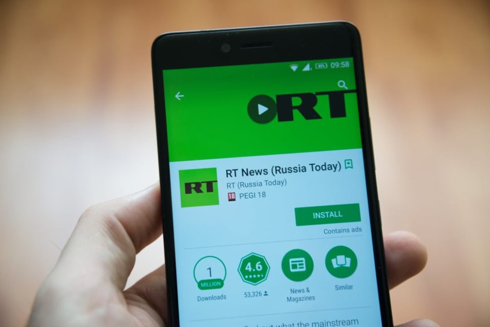 Russia Today is certainly one of the most controversial news sources out there at the moment -- but what is it doing right? | Image by Di Pe3k | Shutterstock