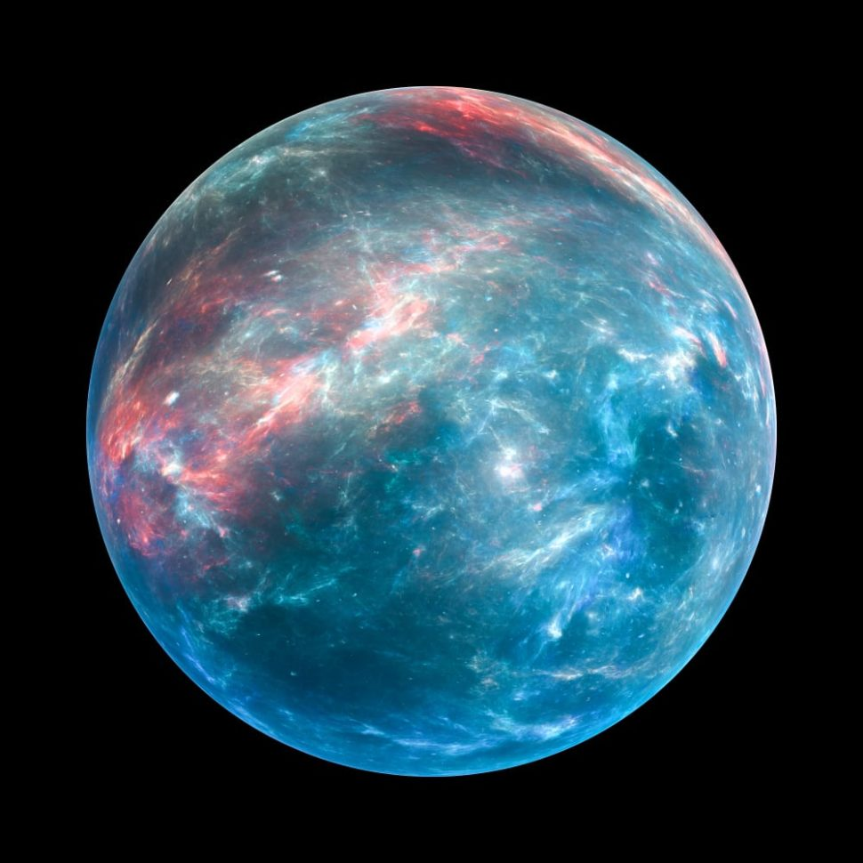 Thousands of exoplanets have now been discovered and analyzed by astronomers on Earth, but this one might just be the strangest one yet. | Image via sakkmesterke | Shutterstock