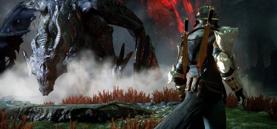 Bioware is being cryptic about the future of Dragon Age 4, but there is enough speculation and rumor in the gaming world for Dragon Age 4 fans to get their hopes up | Image via ea.com