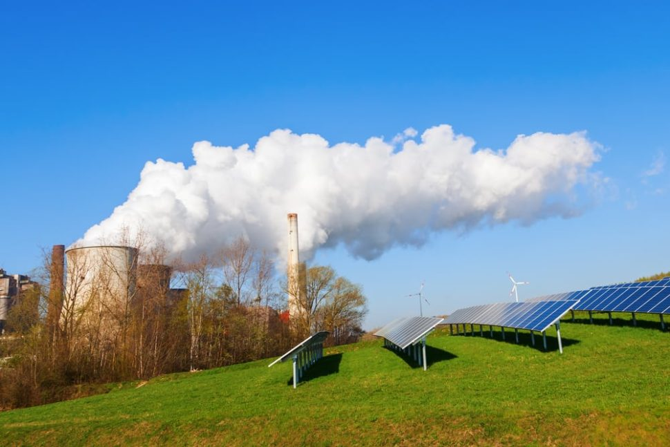 The carbon bubble might burst sooner than you think--renewable energies are growing quickly. | Christian Mueller | Shutterstock.com