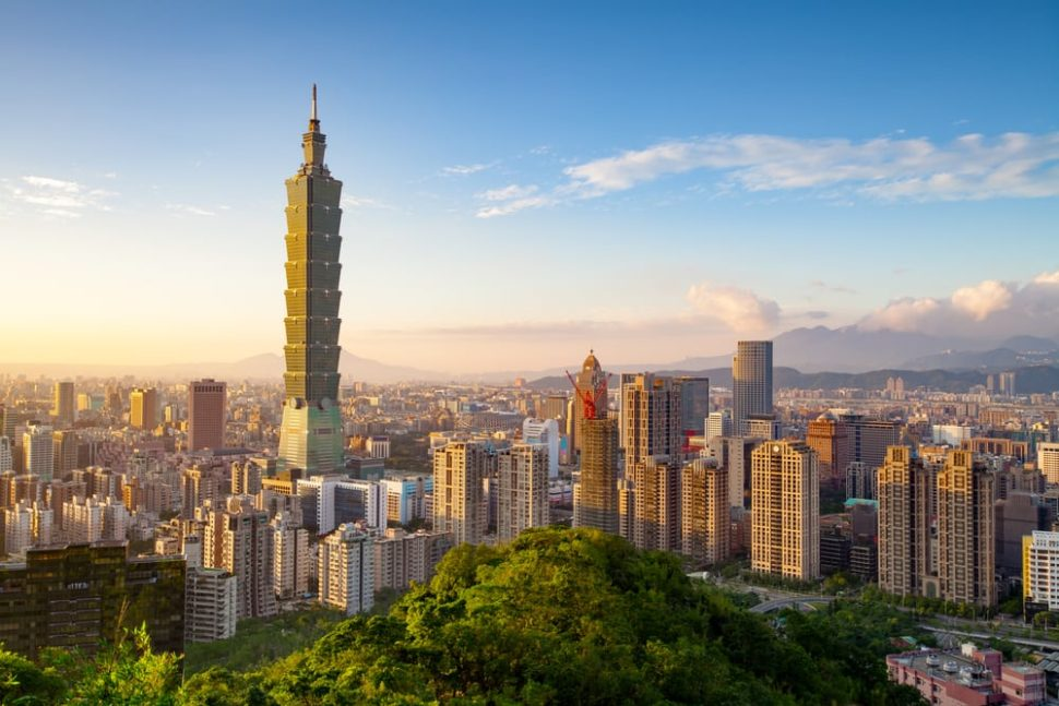 Taipei, Taiwan. The site of Computex 2018. | Sean Hsu | Shutterstock.com
