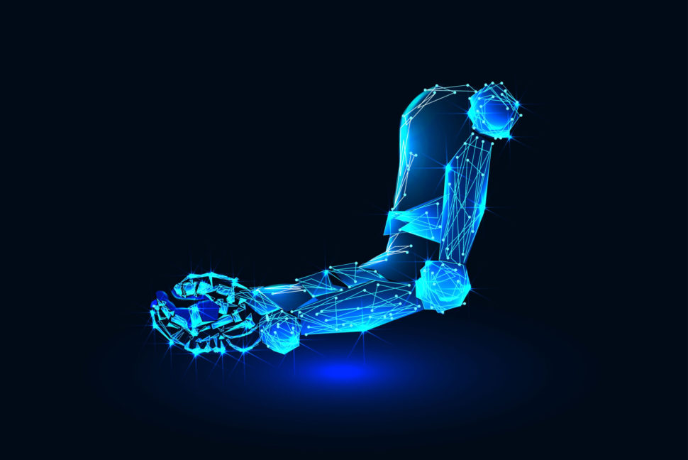 Thanks to research from a team from MIT, exoskeletons may be just around the corner. | Image by IRINA SHI | Shutterstock