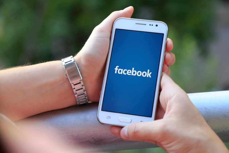 Facebook have chosen to remove their VPN app from the APple store due to it harvesting user's data, a practice inhibited by Apple's terms and conditions. | Image via Alex Ruhl | Shutterstock