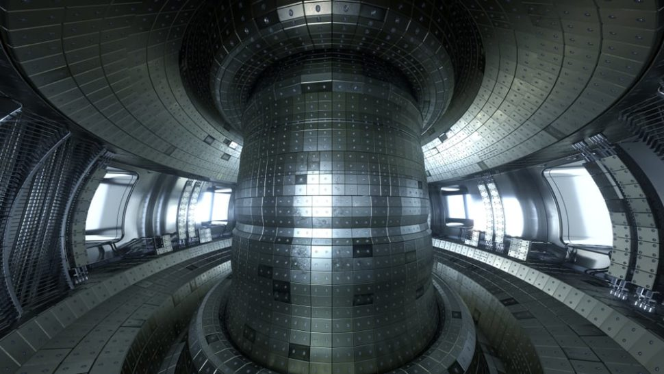 Thanks to a new breakthrough, we may soon be able to create practical fusion reactors. | Image by Efman | Shutterstock