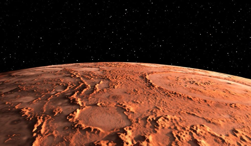 Life on Mars has always been a possibility. Now, researchers have brought forward evidence showing the likelihood of their being life on our planetary neighbor to be more than plausible. | Image by Jurik Peter | Shutterstock