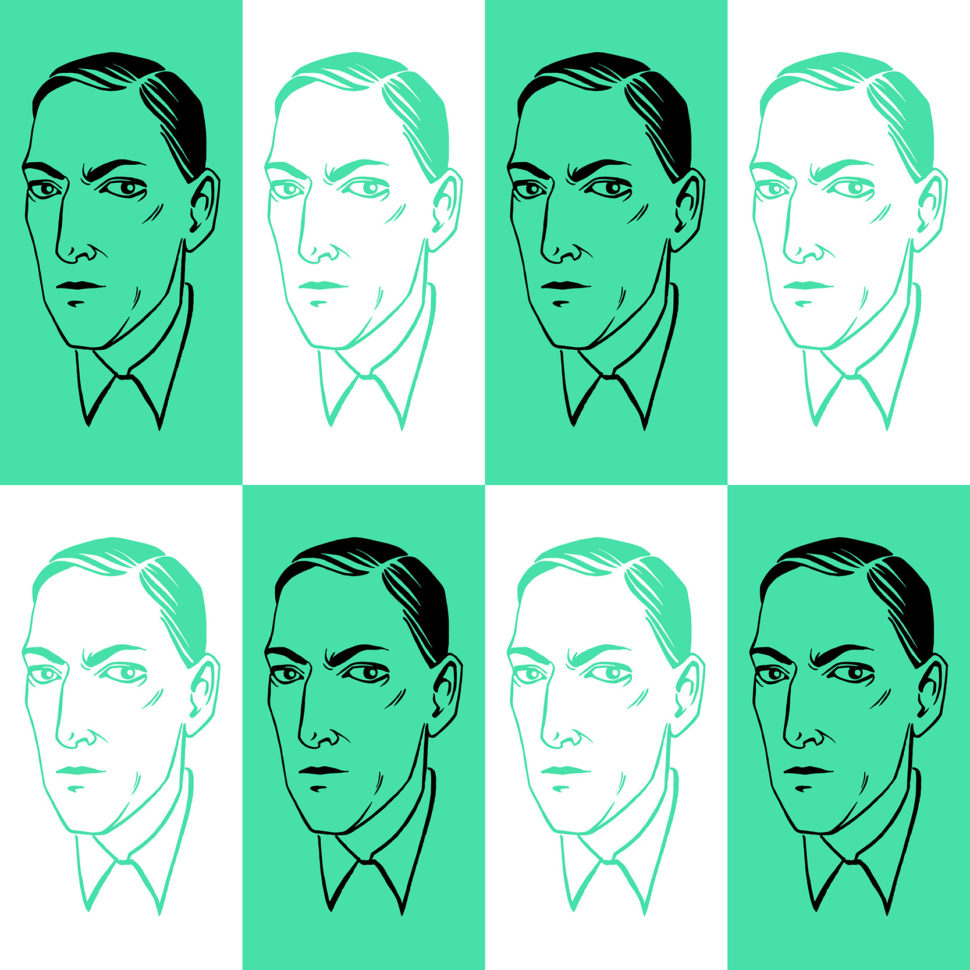 H.P Lovecraft is one of the most influential and important horror fiction writers ever to hold a pen. Here, we celebrate his life and works. | Image By Rolau Elena | Shutterstock