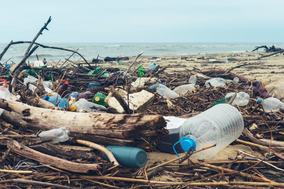 Researchers discovered that plastic waste may be emitting far more greenhouse gases than previously thought. | Image By Larina Marina | Shutterstock