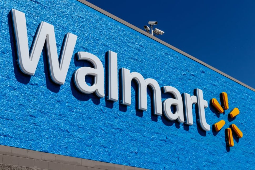 Walmart has filed patents related to a VR shopping experience in its stores. | Image By Jonathan Weiss | Shutterstock