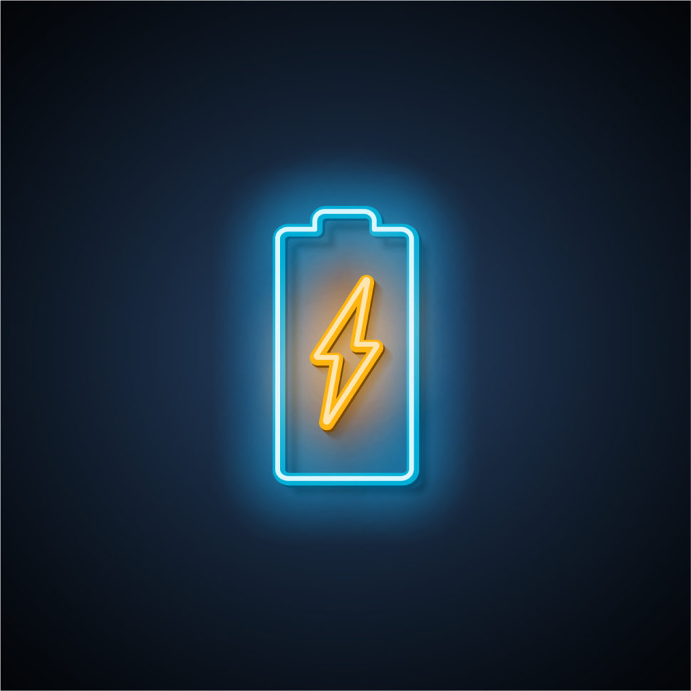 Lithium-oxygen batteries could be the energy storage source that technology has been waiting for. | Image By Paper Wings | Shutterstock