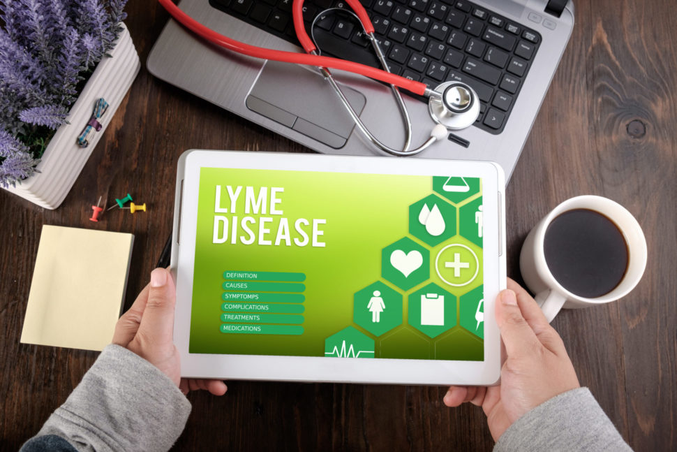In 2018, there is an app for everything, even for preventing and reporting Lyme disease.  | Image By kenary820 | Shutterstock