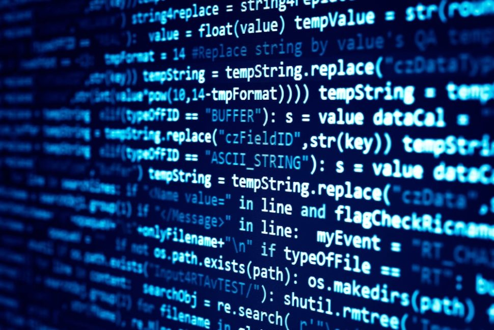 Programming languages can be a daunting thing to navigate through. Here are the top five languages every developers should know. | Image By Vintage Tone | Shutterstock