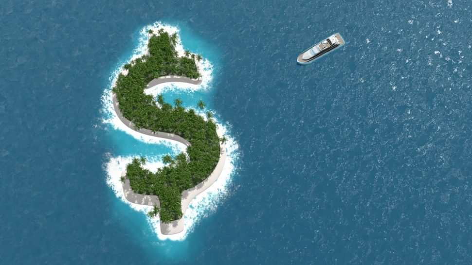 Tax havens are known by everyone to lead to corruption and crime. But, are they also contributing to climate change? | Image By Yabresse | Shutterstock