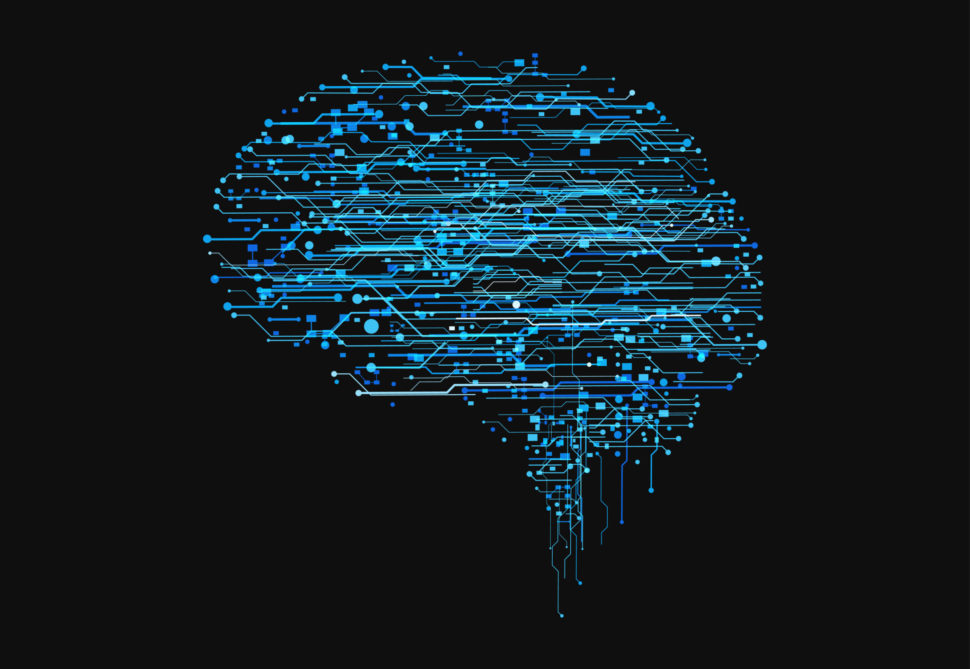 In a breakthrough discovery, DARPA researchers have developed a BCI chip that can control multiple drones with the use of brainwaves. | Image By Antiv  Shutterstock