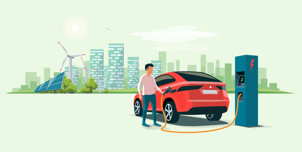 Many companies are now seeing the writing on the wall and developing electric SUVs to keep up with the times. But can they topple Tesla? | Image By petovarga | Shutterstock