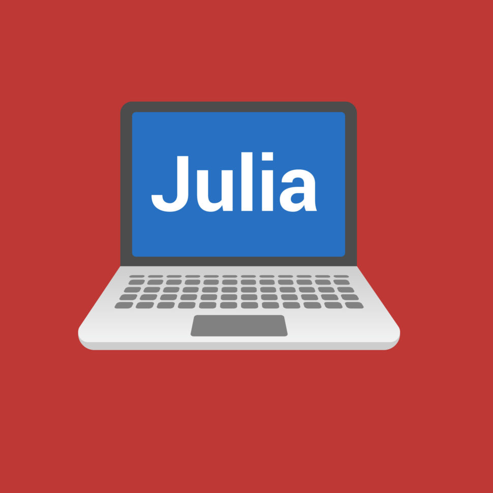 Julia is one of the fast growing programming languages online today, here's exactly why. | Image By hanec015 | Shutterstock