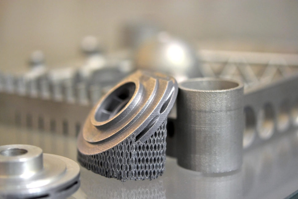 After years of research and development, practical metal 3D printers may soon become commercially scalable.   Image By MarinaGrigorivna   Shutterstock