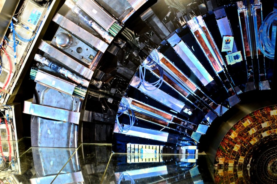 Scientists working at the LHC have discovered two new particles. | Image By Agnieszka Skalska | Shutterstock