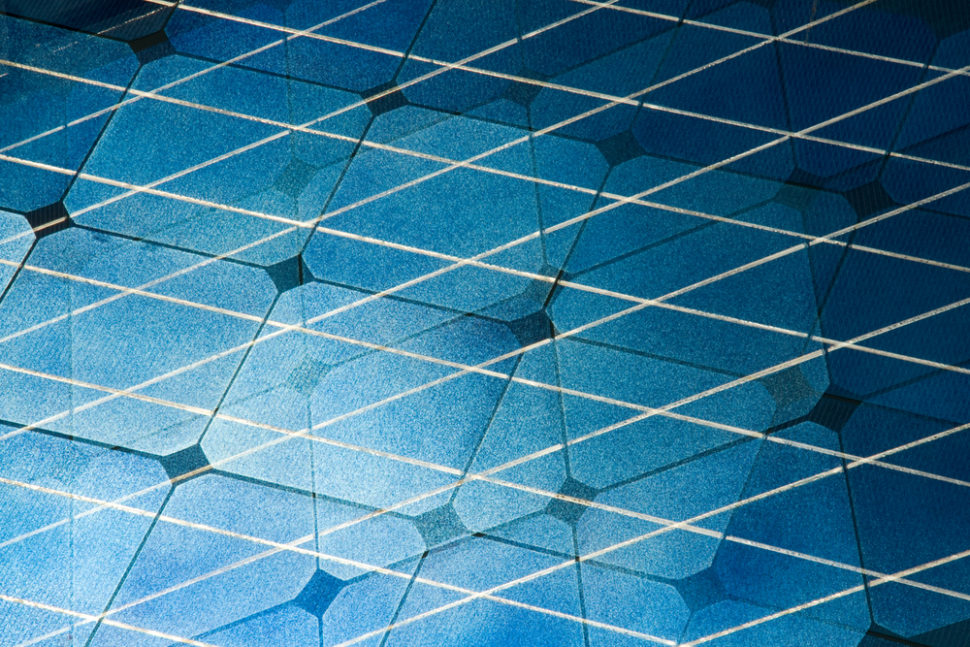 In a new study, researchers have found that organic solar cells may soon be efficient enough to take over the commercial market. | Image By Markus Pfaff | Shutterstock
