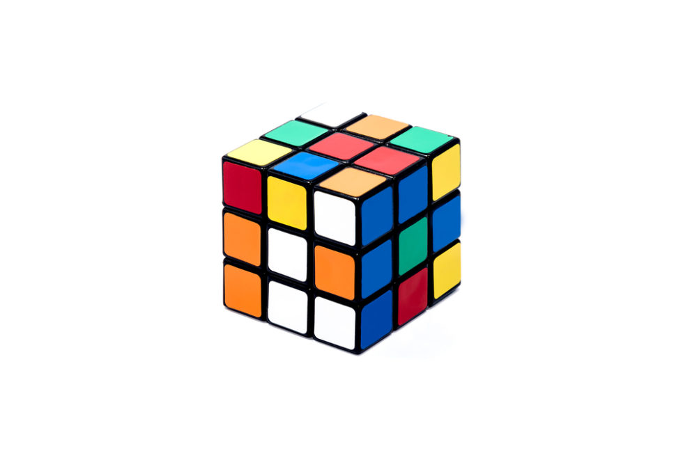 A newly-developed self-solving Rubik's cube is the next gift that all robo-fans should be asking for. | Image By Beeriozzy | Shutterstock