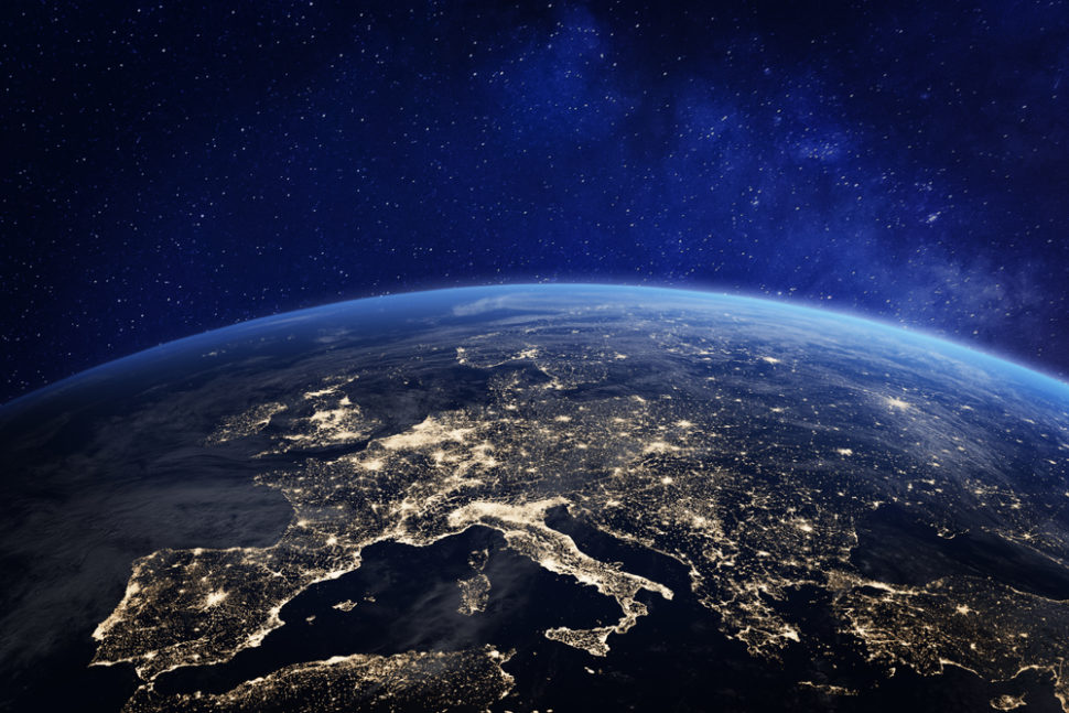 The German space industry is quickly becoming one of the biggest players in the modern space race. | Image By NicoElNino | Shutterstock