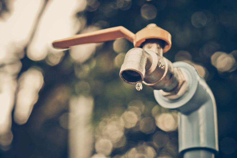 The world is running out of water. Nations need to implement new tech now more than ever. | Image By wk1003mike | Shutterstock