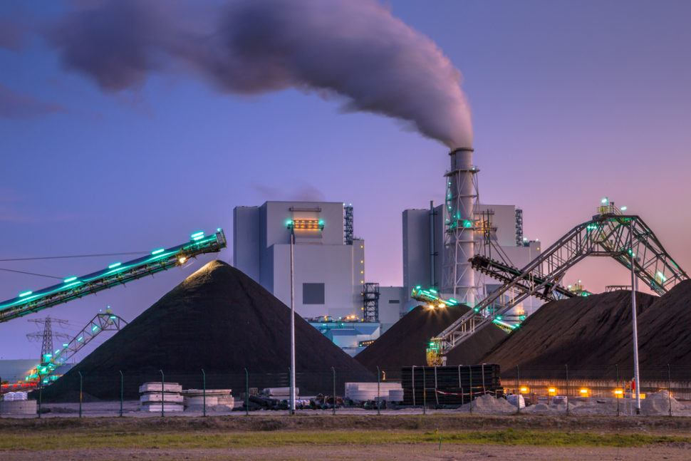 A new CTL process could make coal a far more sustainable fuel in the future. | Image By Rudmer Zwerver | Shutterstock