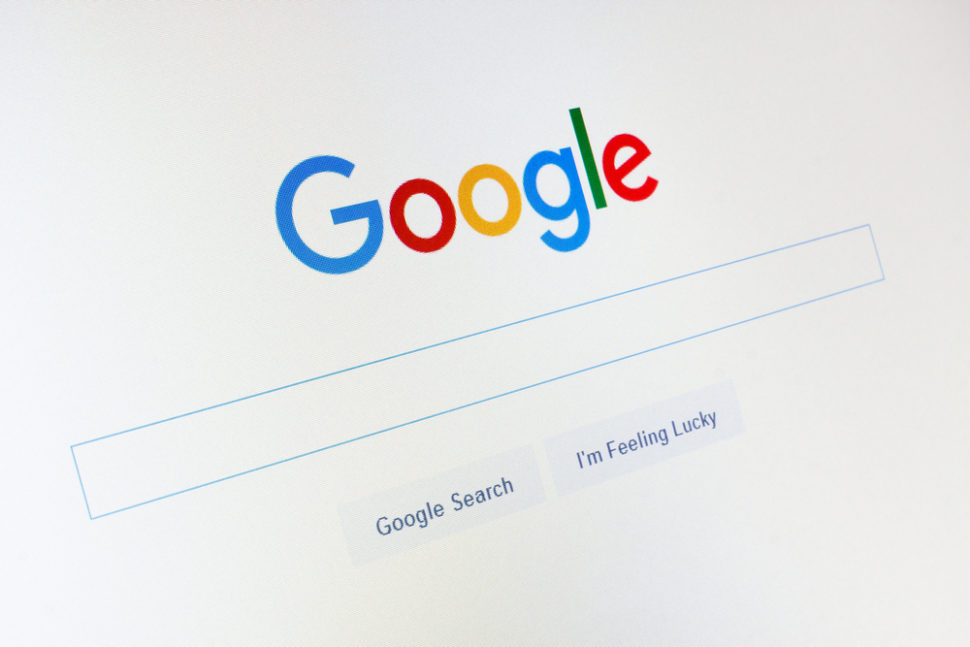 Google is once again tweaking its image features and also introducing the new Google Discover. | Image By Evan Lorne | Shutterstock