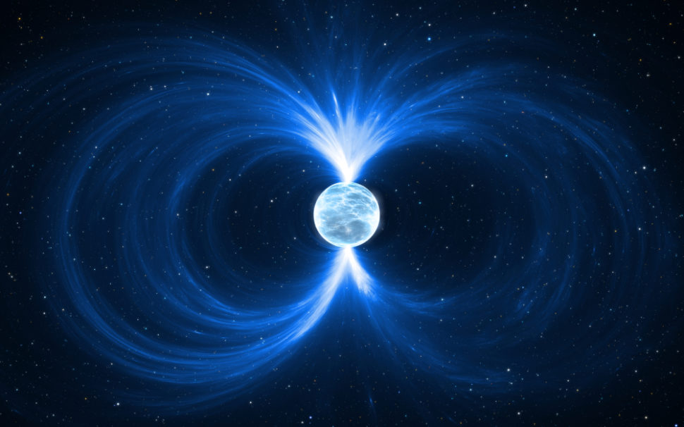 A new discovery used gravitational waves to find a hyper massive neutron star. | Image By Jurik Peter | Shutterstock
