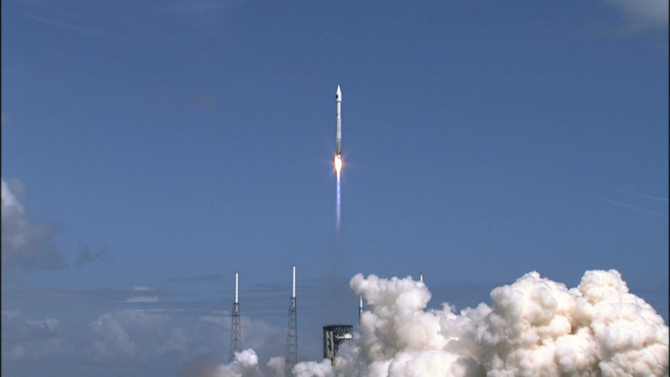 Cygnus, Orbital ATK liftoff | NASA