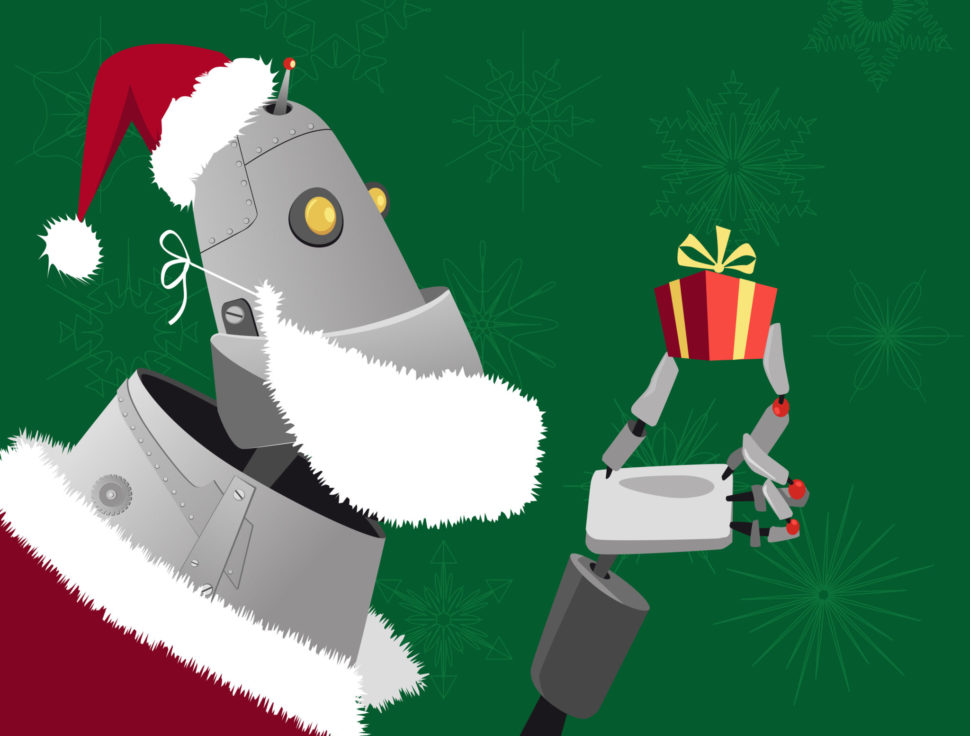 American lawmakers are trying to clamp down on the new Grinch Bots phenomenon that is crippling the retail industry. | Image By Aleutie | Shutterstock