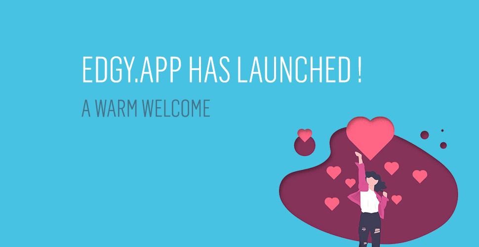Welcome to EDGY.app!