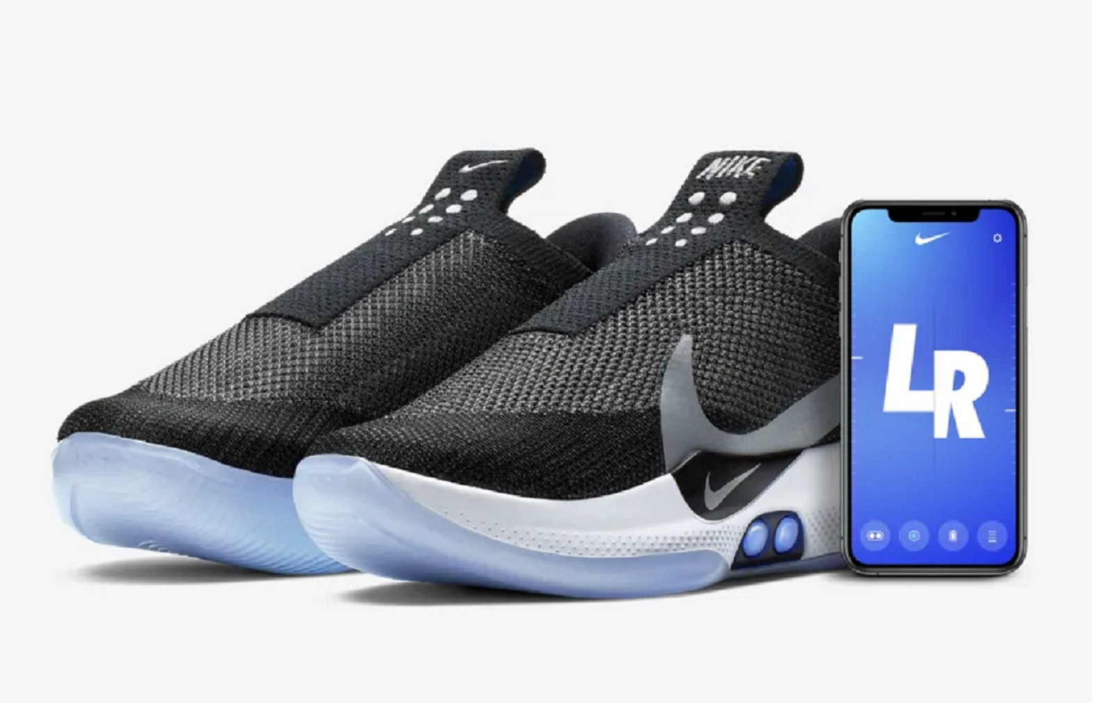 best service 5080c ce156 Nike is pushing forward with the smart shoes revolution. Why is Adidas  choosing to stay behind    Image via Ebuyer