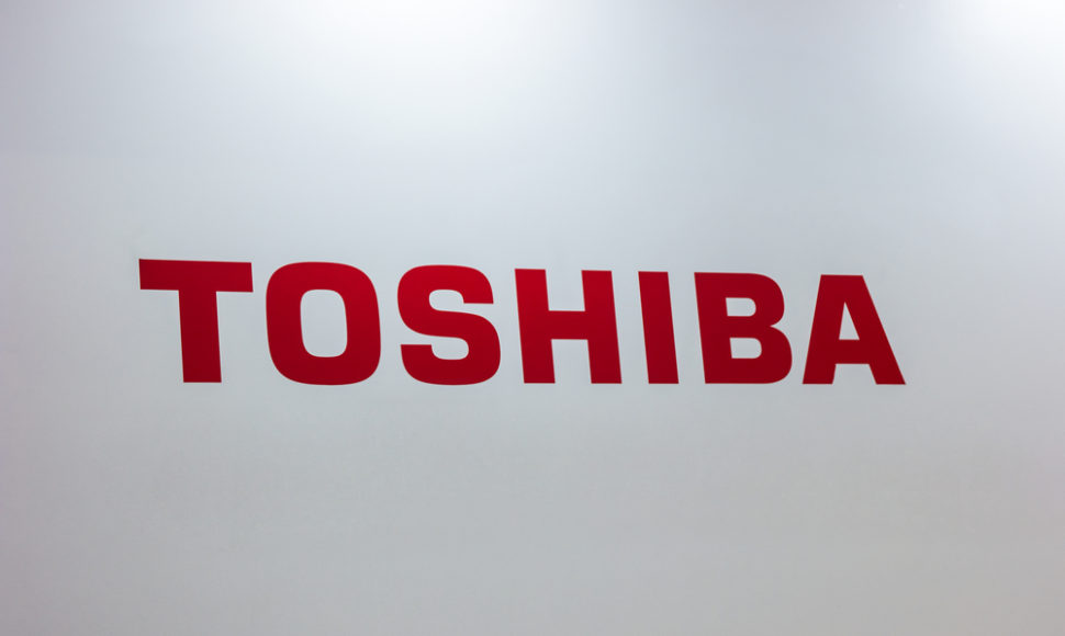 Toshiba's new 16TB is the first of its kind. | Image via R. Classen | Shutterstock