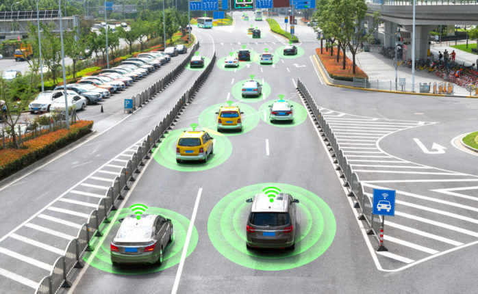 A new AI model could help find blind spots in autonomous car's computer vision. | Image By Zapp2Photo | Shutterstock