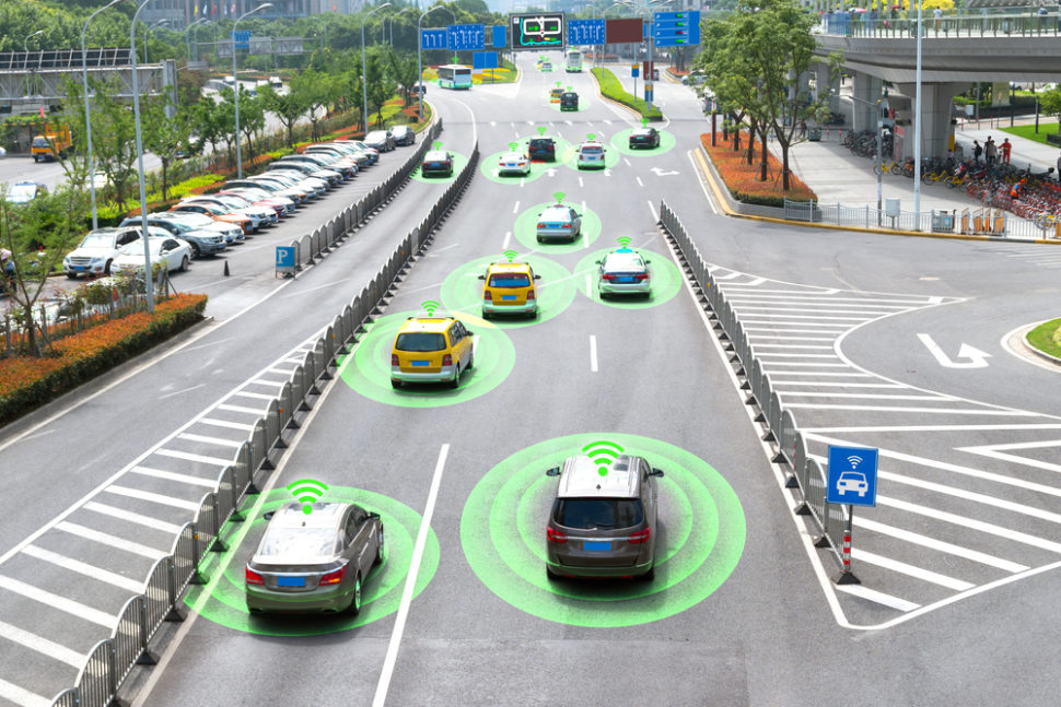 A new AI model could help find blind spots in autonomous car's computer vision. | Image By Zapp2Photo | Shutterstock.com