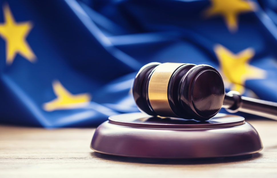 Google has just been fined 50 million euro for being in breach of new GDPR rules. | Image By Marian Weyo | Shutterstock.com