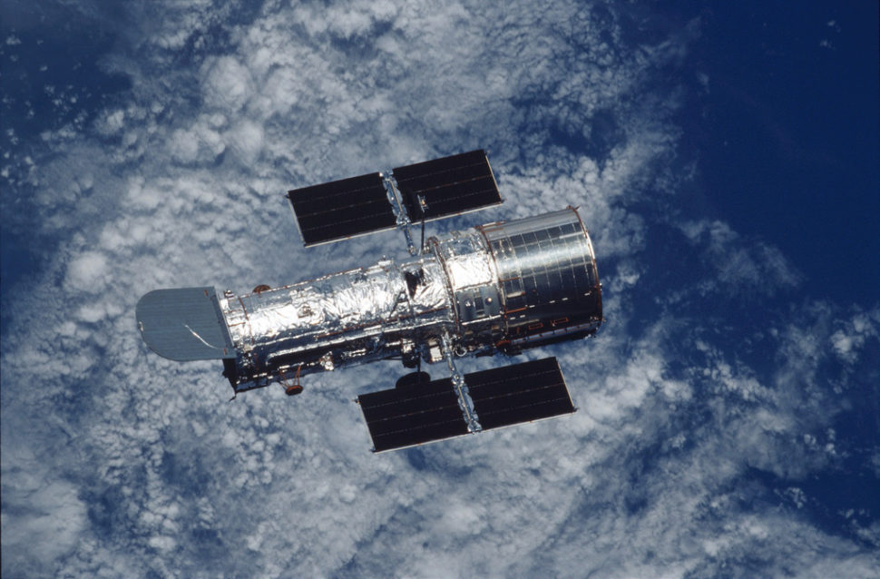The Hubble Space Telescope | NASA | Flickr.com