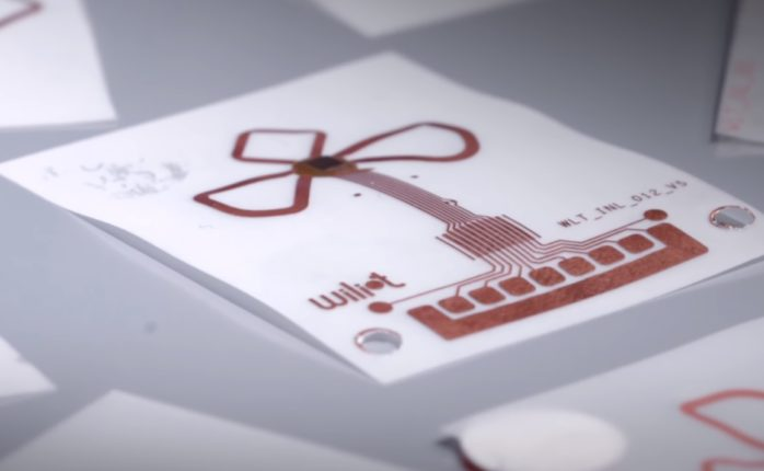 Wiliot's battery-free Bluetooth chip | Wiliot