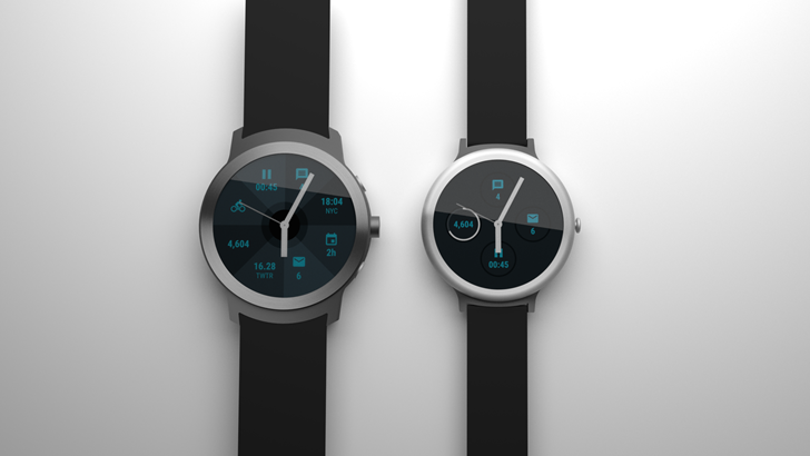 Pixel Watch Render | Via Android Police