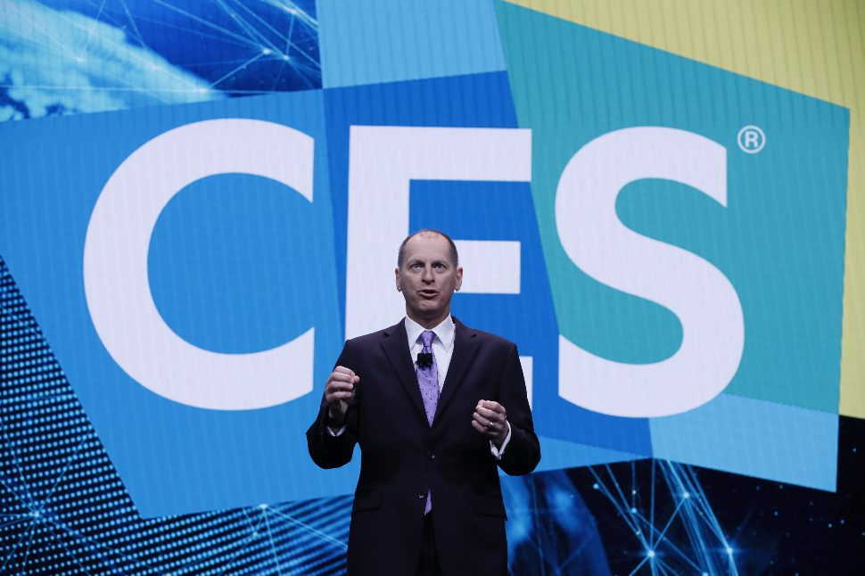 CTA President and CEO Gary Shapiro delivers the opening keynote address at CES | CES