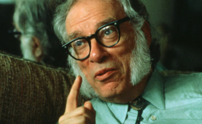 Isaac Asimov may have given us one of the most accurate predictions of our modern world. | Image via Biography