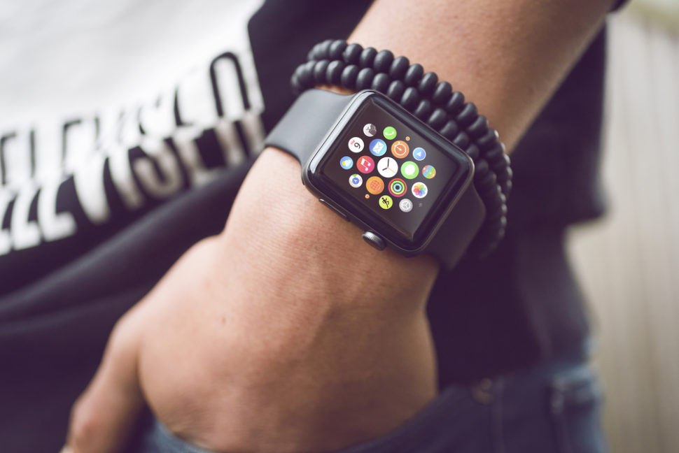 There's plenty of smartwear alternatives to the pricey apple watch. | Image by Twin Design | Shutterstock.com