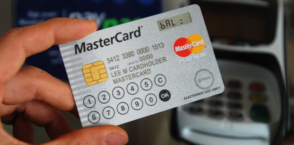 This should have been a revolutionary break in the use of smart bank cards, but why did it fail? | Image via NID Security