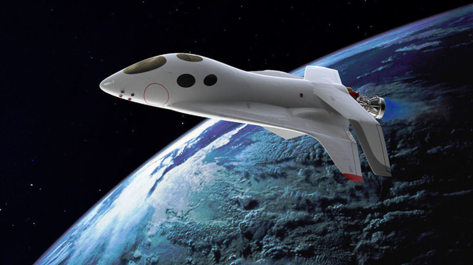 Selena Space Yacht | NPO Aviation and Space Technologies