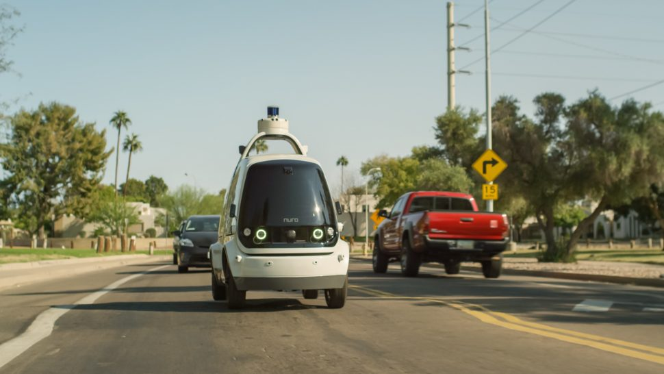 Nuro could be the first company to truly kickstart the autonomous delivery revolution. ¦ Nuro