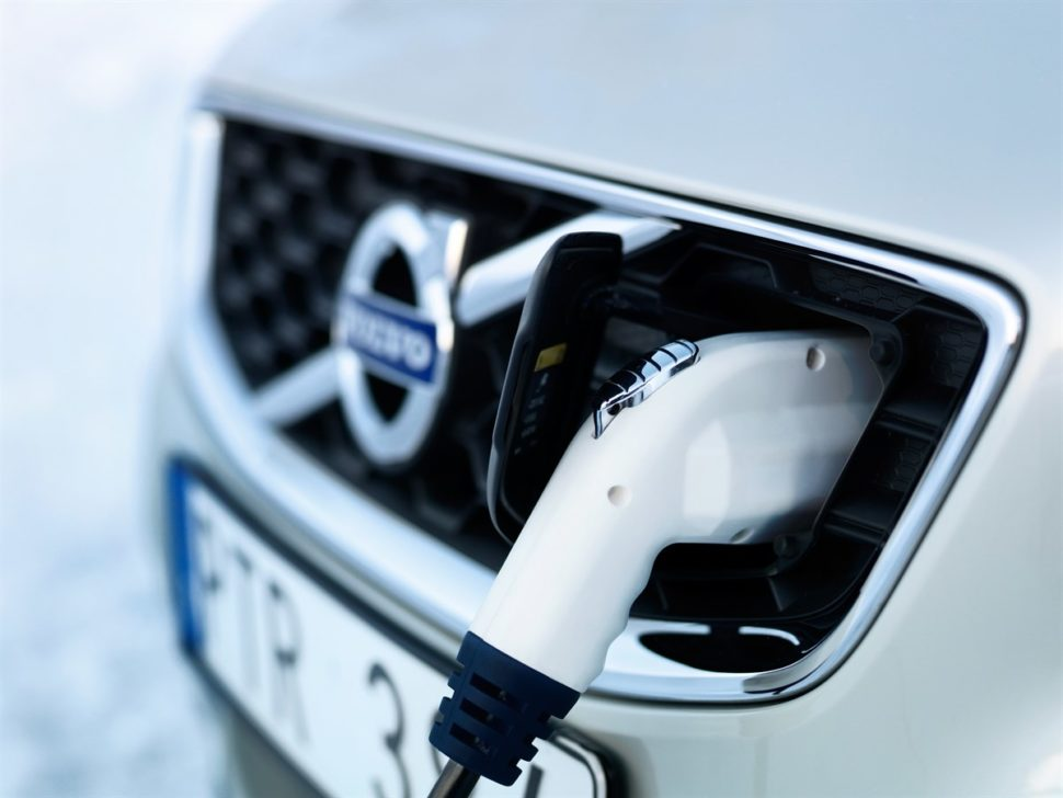 Volvo is one of the world's leaders in electric vehicles. Now, Americans believe the time for EVs is coming. ¦ Image via Volvo