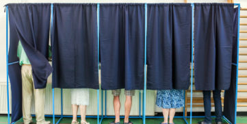 It's clear that the U.S needs a complete voting overhaul. Now, DARPA wants to help in creating the e-voting system to do just that. ¦ SHutterstock