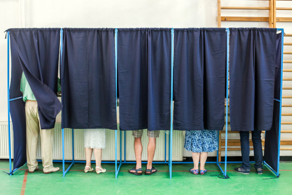 It's clear that the U.S needs a complete voting overhaul. Now, DARPA wants to help in creating the e-voting system to do just that. ¦ Alexandru Nika / Shutterstock.com