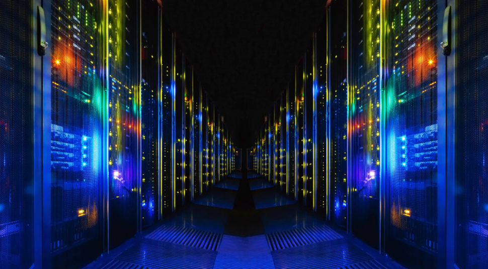 Once completed, this exascale computer will be, by far, the most powerful computer on the planet. ¦ Timofeev Vladimir / Shutterstock