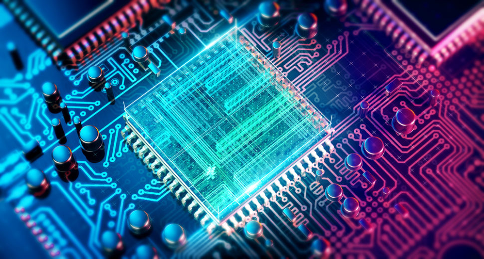 Quantum computing is at the same stage now that the Internet was in the 90s, it's only a matter of time before it becomes global. ¦ archy13 / Shutterstock